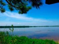 Лето. Солнце. Отдых. Озеро Любань.