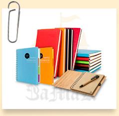 Ежедневники, записные книжки