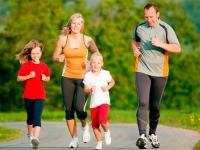 Самое время начать здоровый образ жизни!