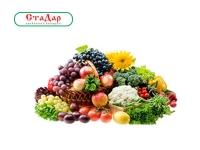 Фруктово-овощная феерия от Стародорожского завода