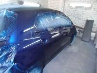 Скидка 25% на полную и частичную покраску автомобиля